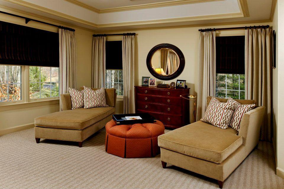 Master Bedroom Sitting Area Bedrooms Pinterest