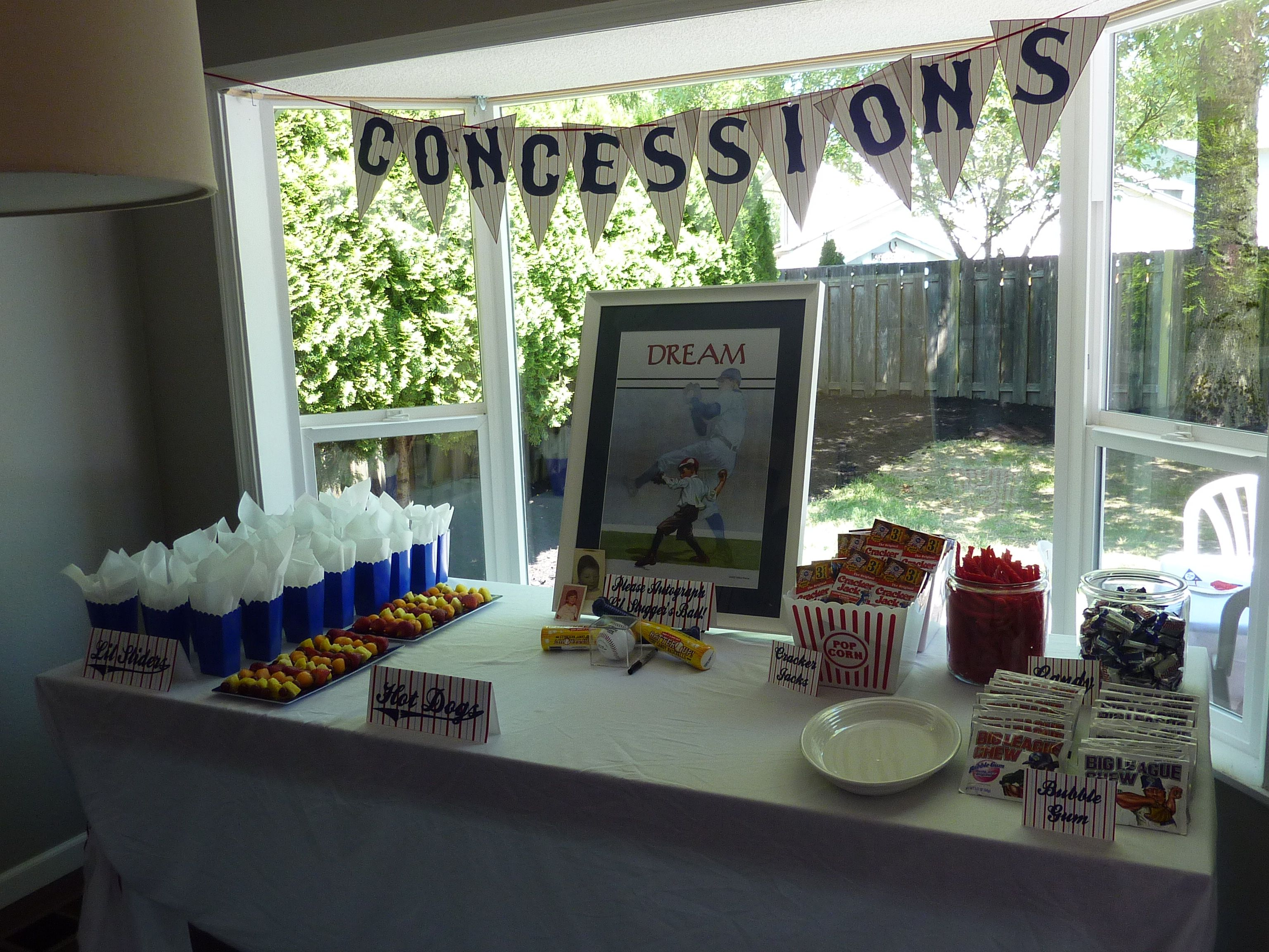 baseball baby shower or cute bday theme party time pinterest