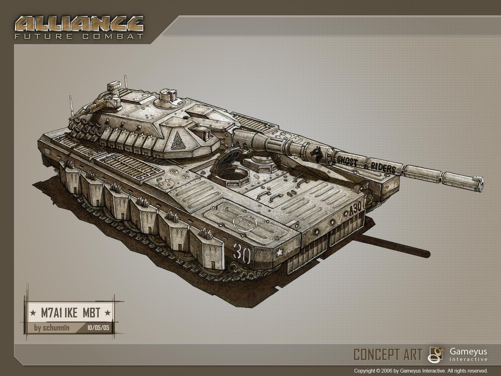 Futuristic Concepts Futuristic Tank Concept Bookmark Story