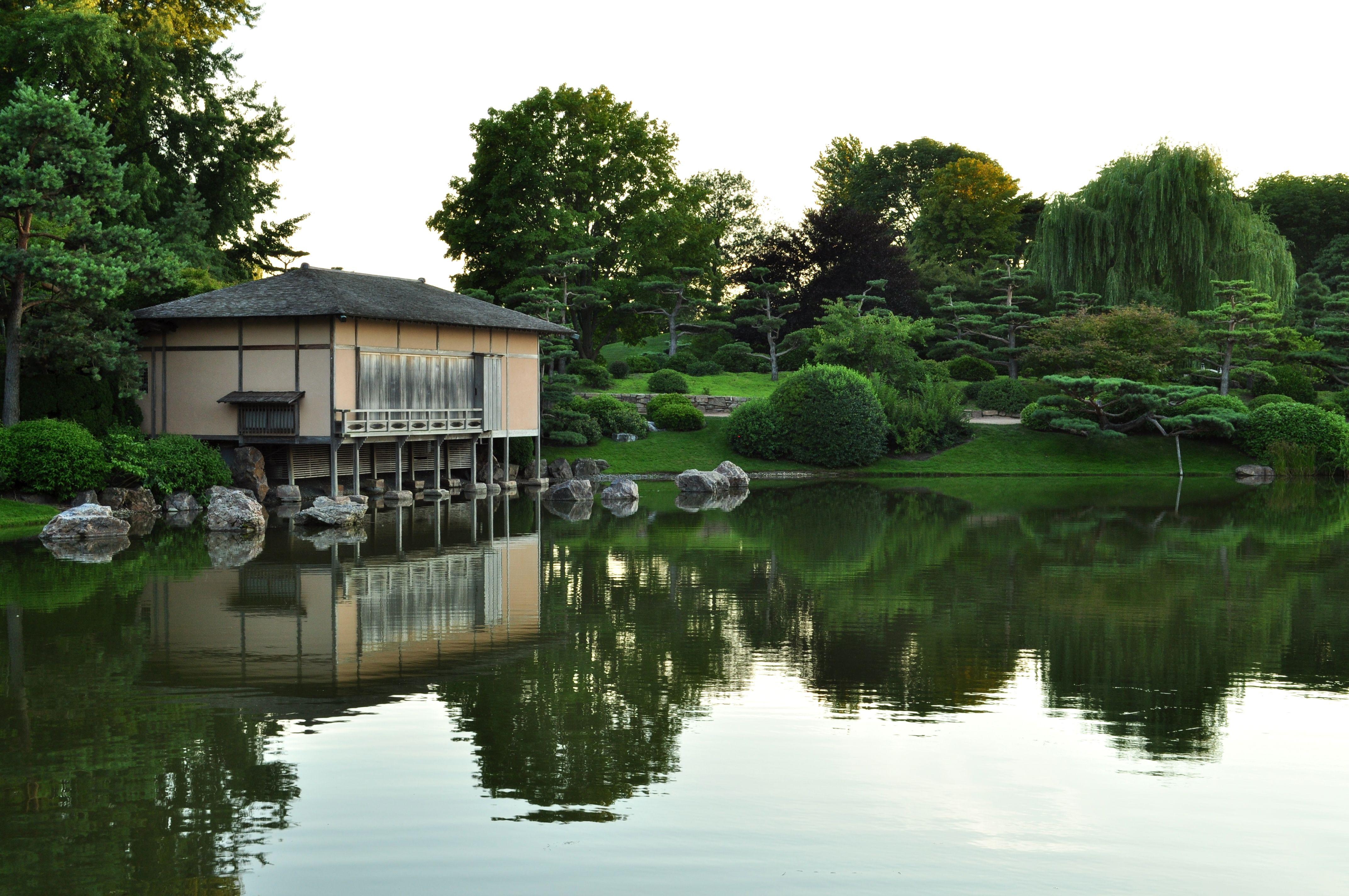 Japanese Garden--Chicago Botanic Garden | Sweet Home ...