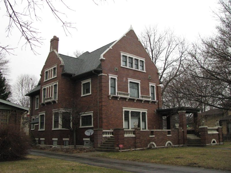 Battle creek mi historic homes pinterest House builders in michigan