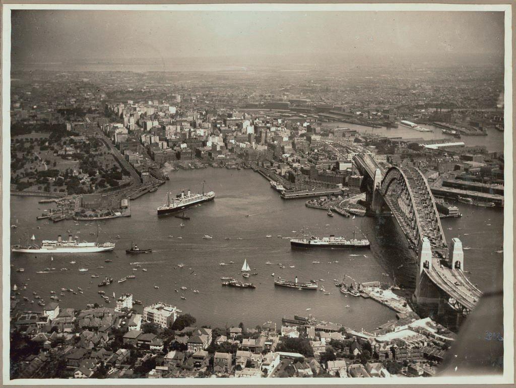40 sydney harbour bridge - photo #3