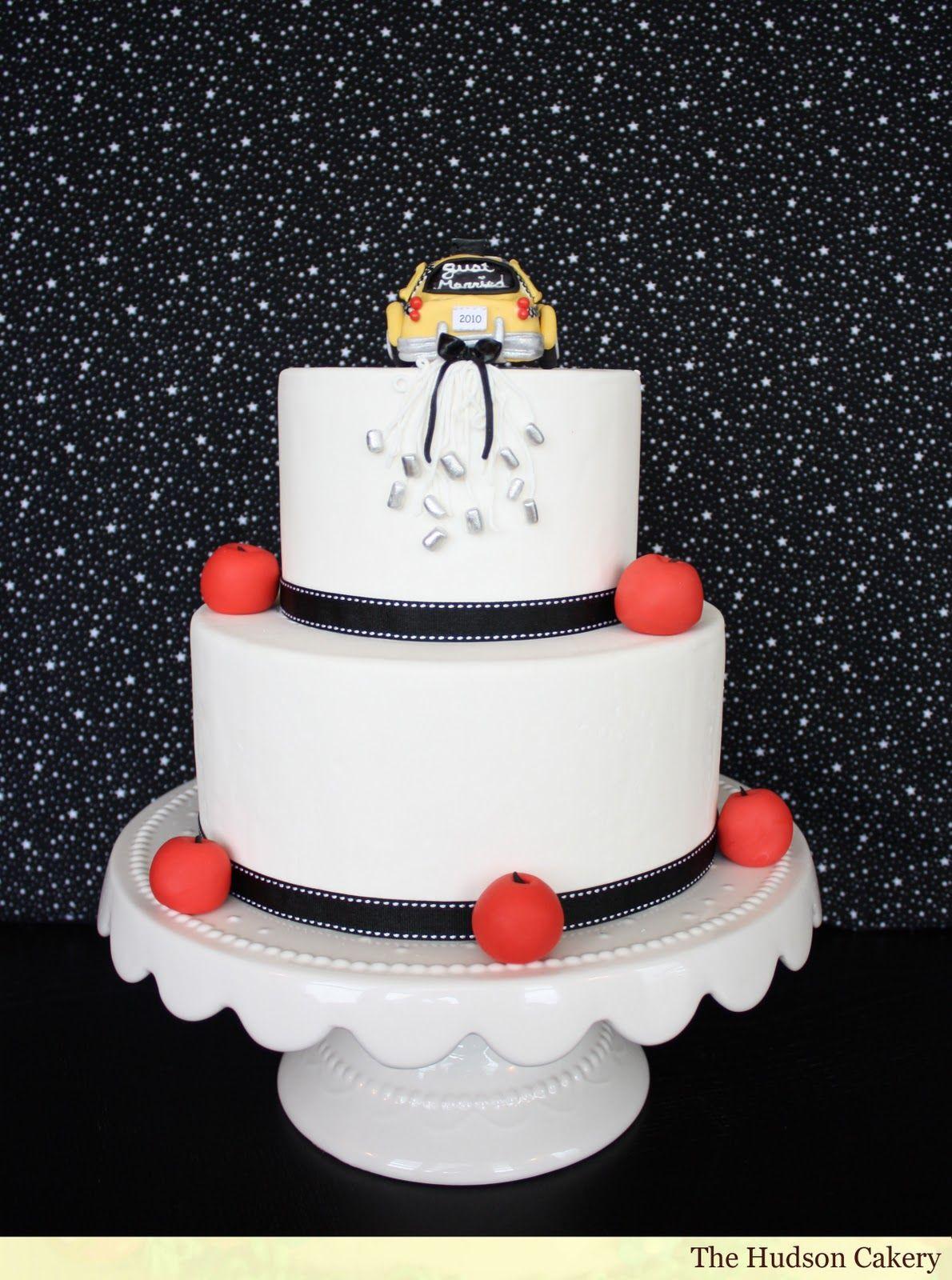 NYC Wedding Cake Wedding Pinterest