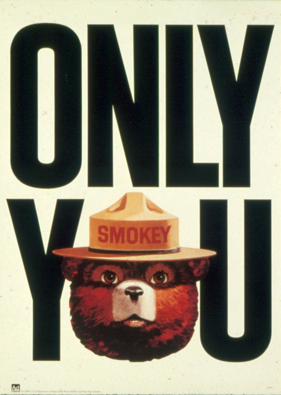 smokey the bear To prepare smokey bear for a new marketing campaign, ad agencies have given  him a fresher look and social media accounts.