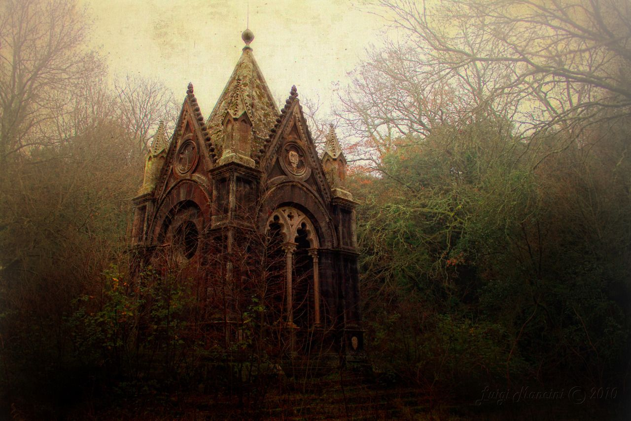Creepy Places Pictures Old And Dilapidated Pinterest