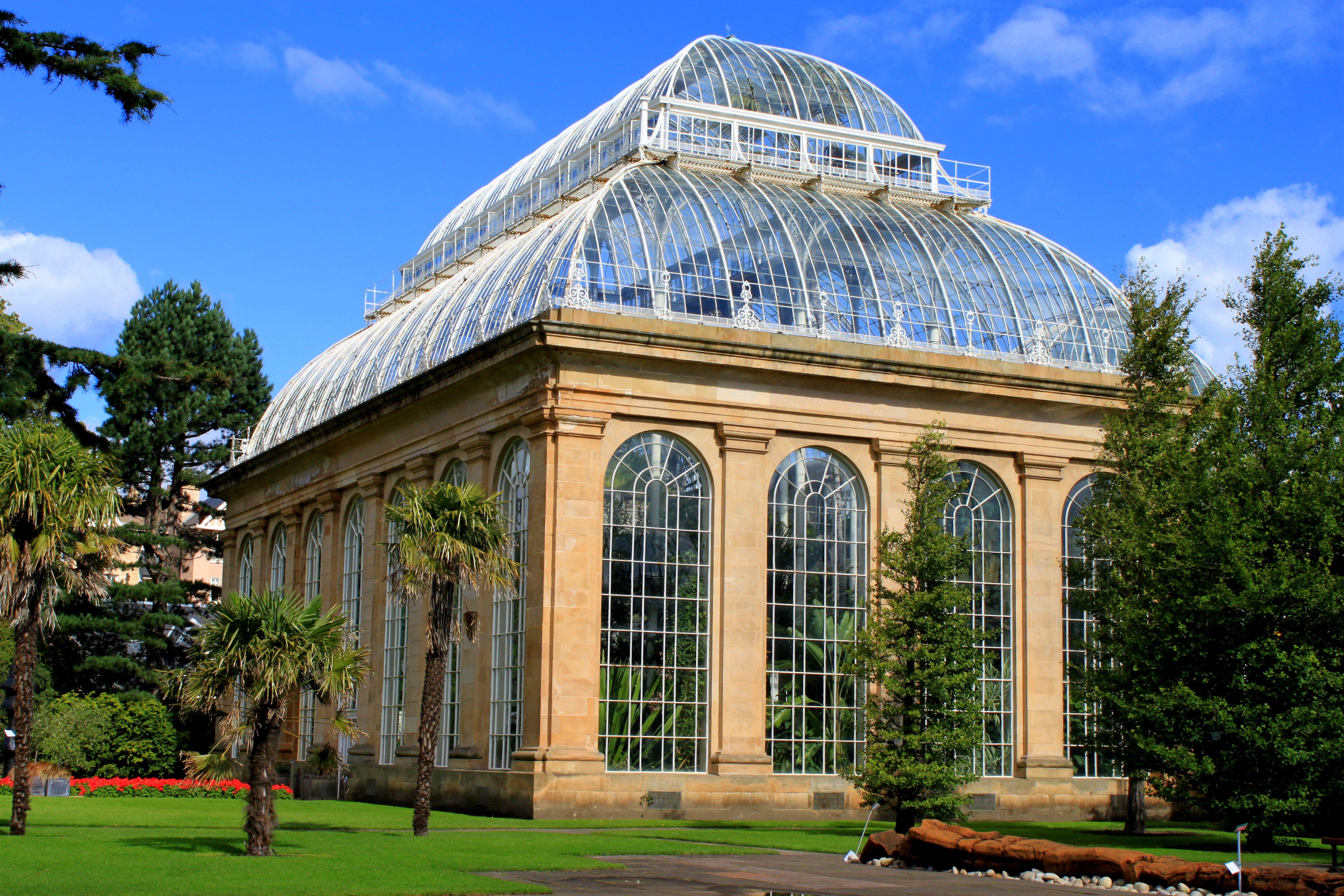 Royal Botanic Gardens Edinburgh Edinburgh Buildings Pinterest