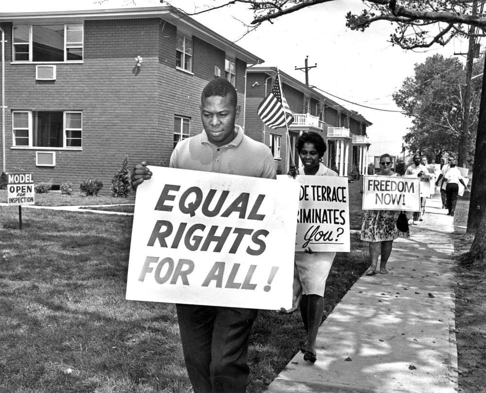 racism and civil rights