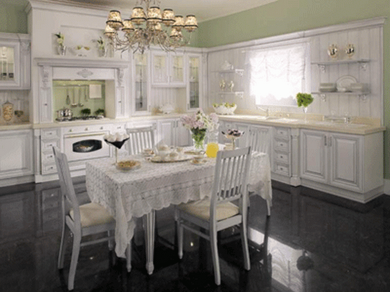 Kitchen paint colors with white cabinets dream home for Kitchen wall colors for white cabinets