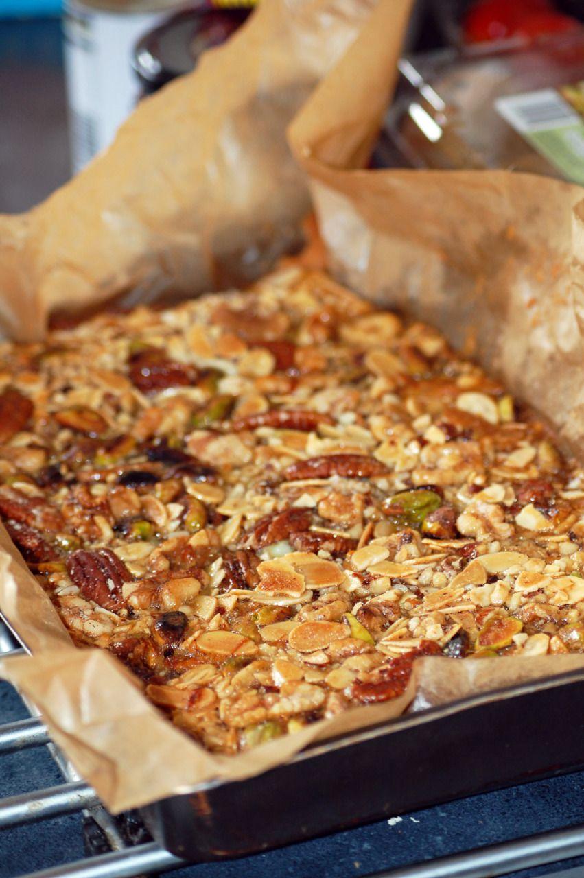 mixed nut shortbread   Bakes & Cakes   Pinterest