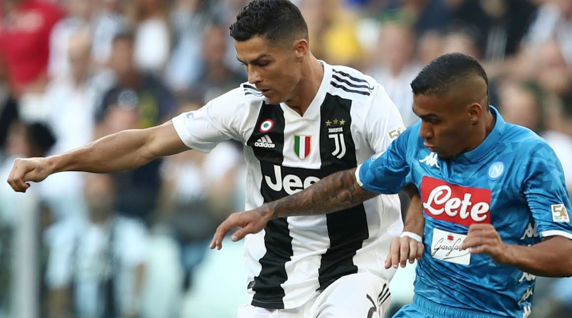 Diretta Napoli Juventus Streaming Dove Vedere Video Online Nel 2020 Juventus Calcio Sport