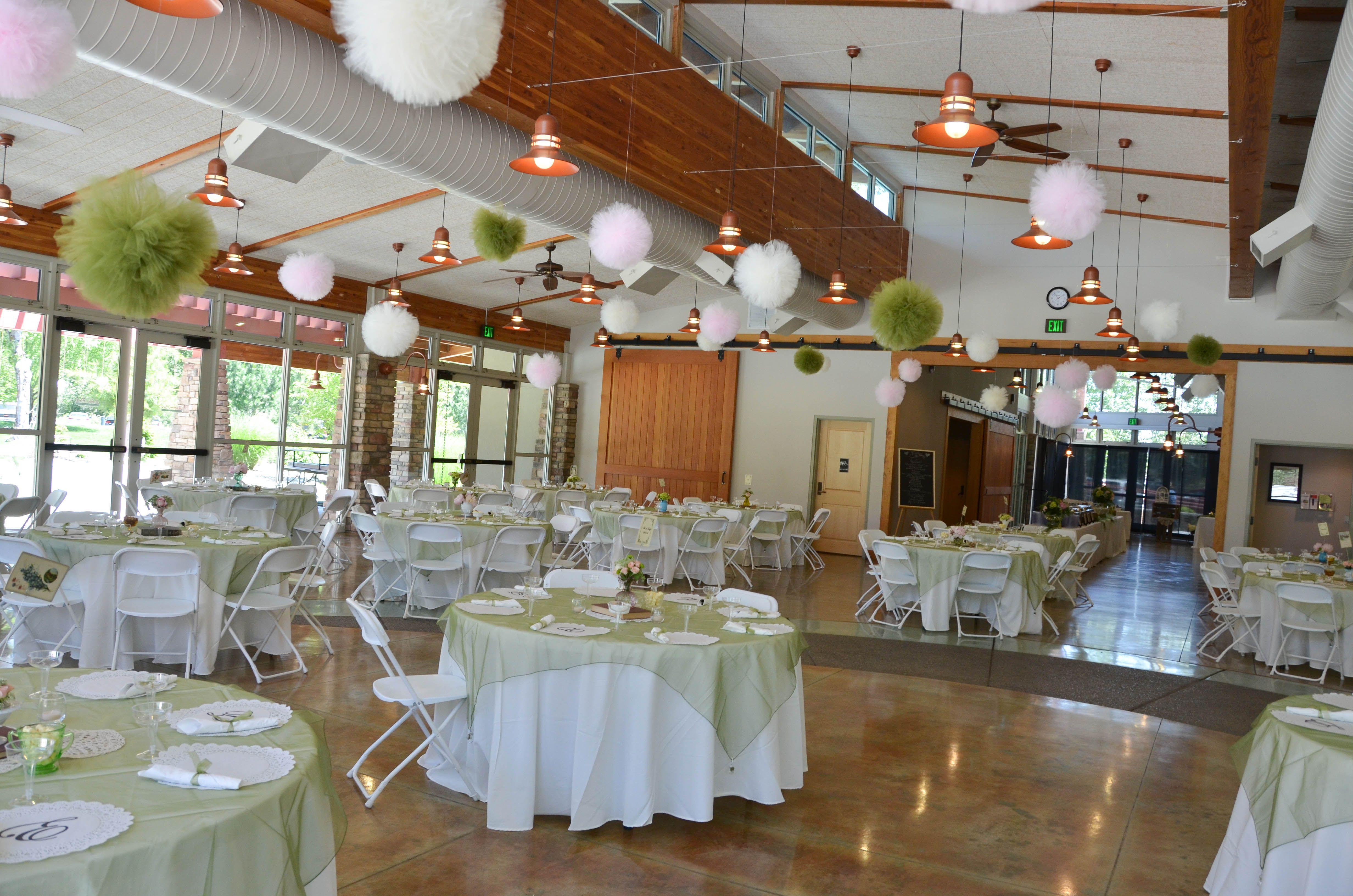 Reception Set-Up   My Wedding