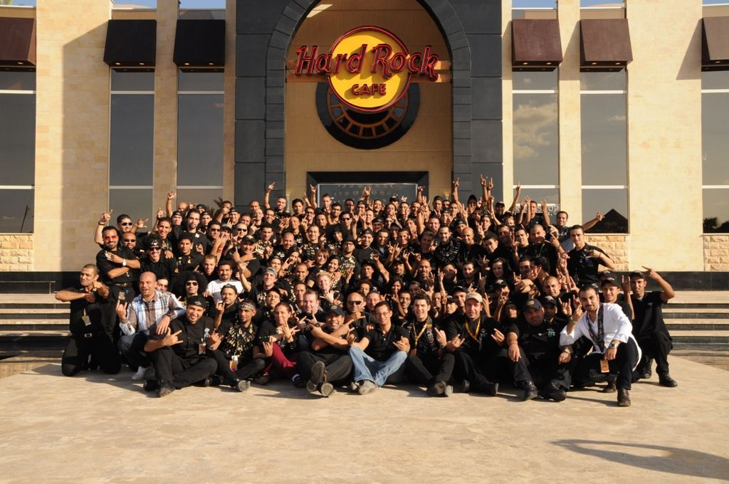 Hard Rock Cafe Egypt Nabq