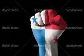 history of panama flag