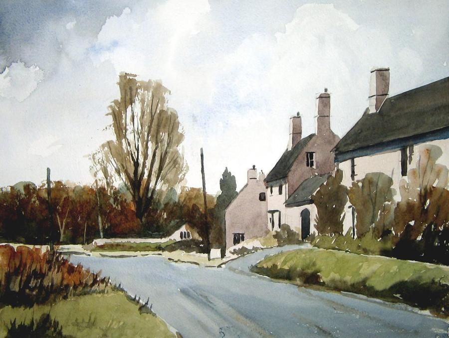 James Fletcher Watson Paintings For Sale