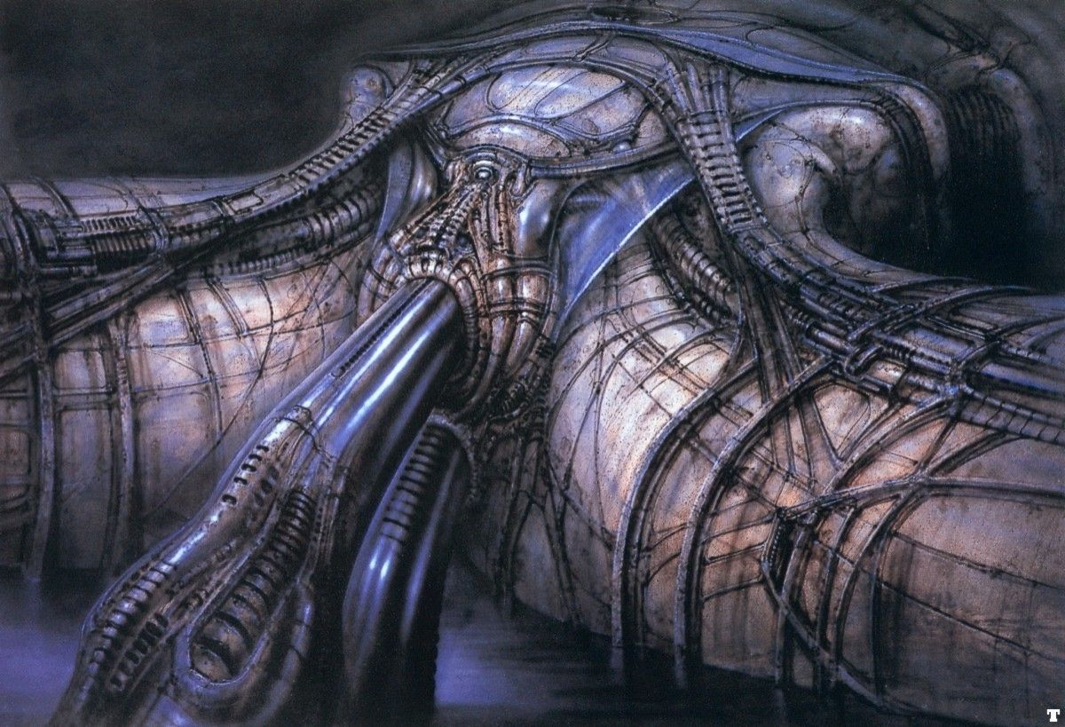 Alien dick monster hentai photo