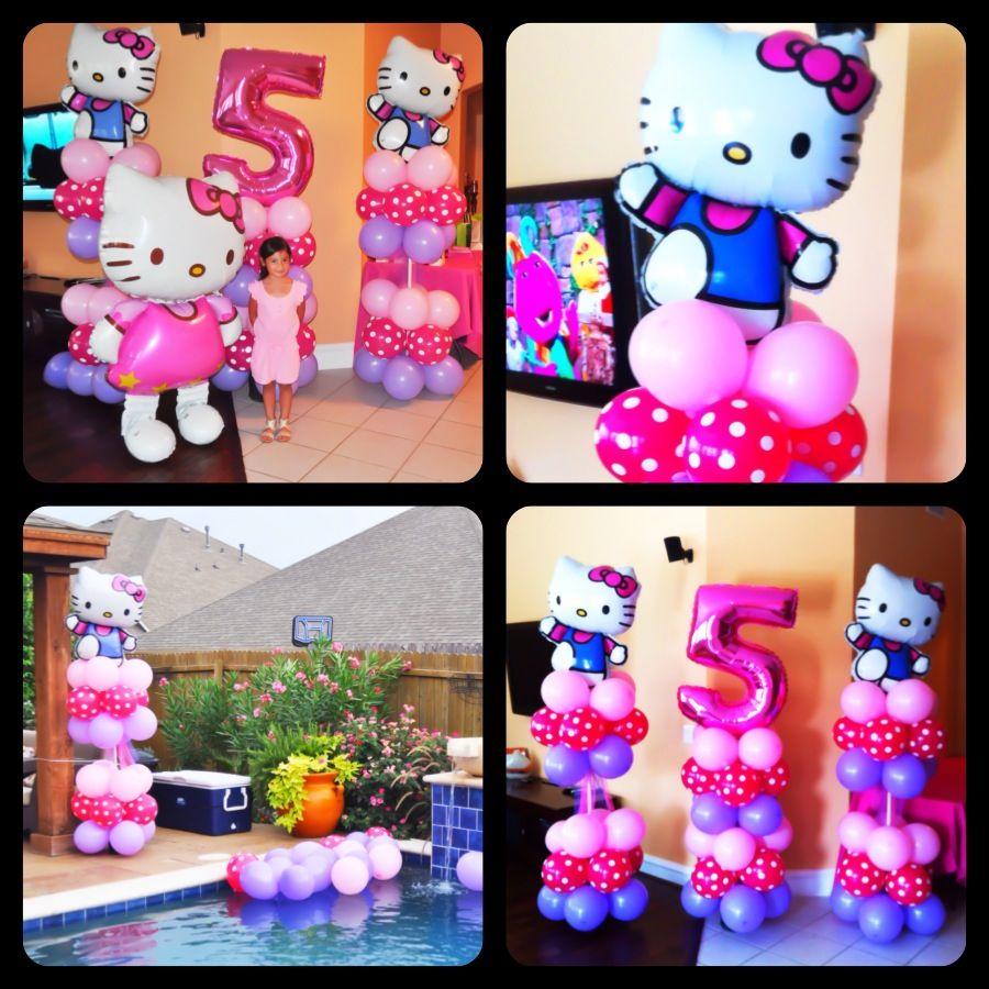 Hello Kitty Theme  Birthday Party Themes  Pinterest