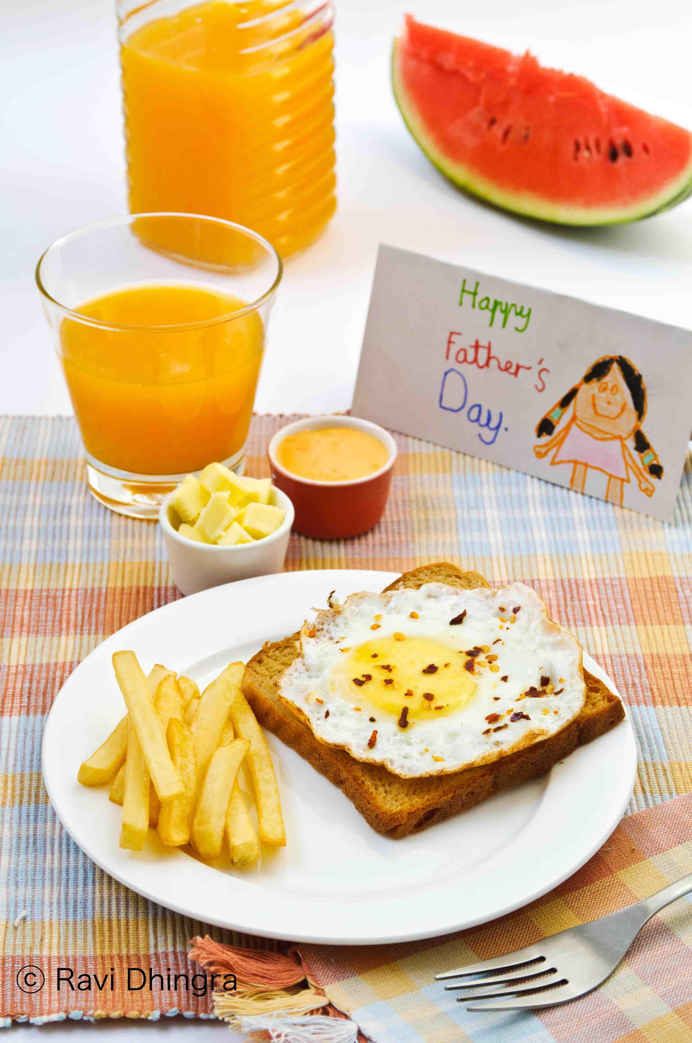 father's day breakfast hamper