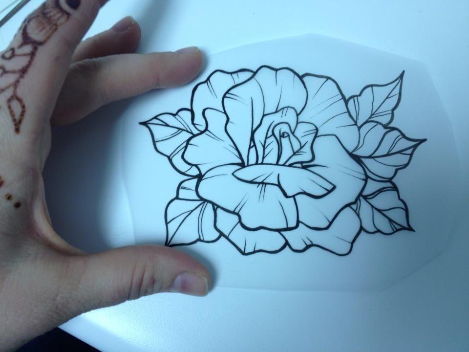 Henna rose henna pinterest for Rose henna tattoo