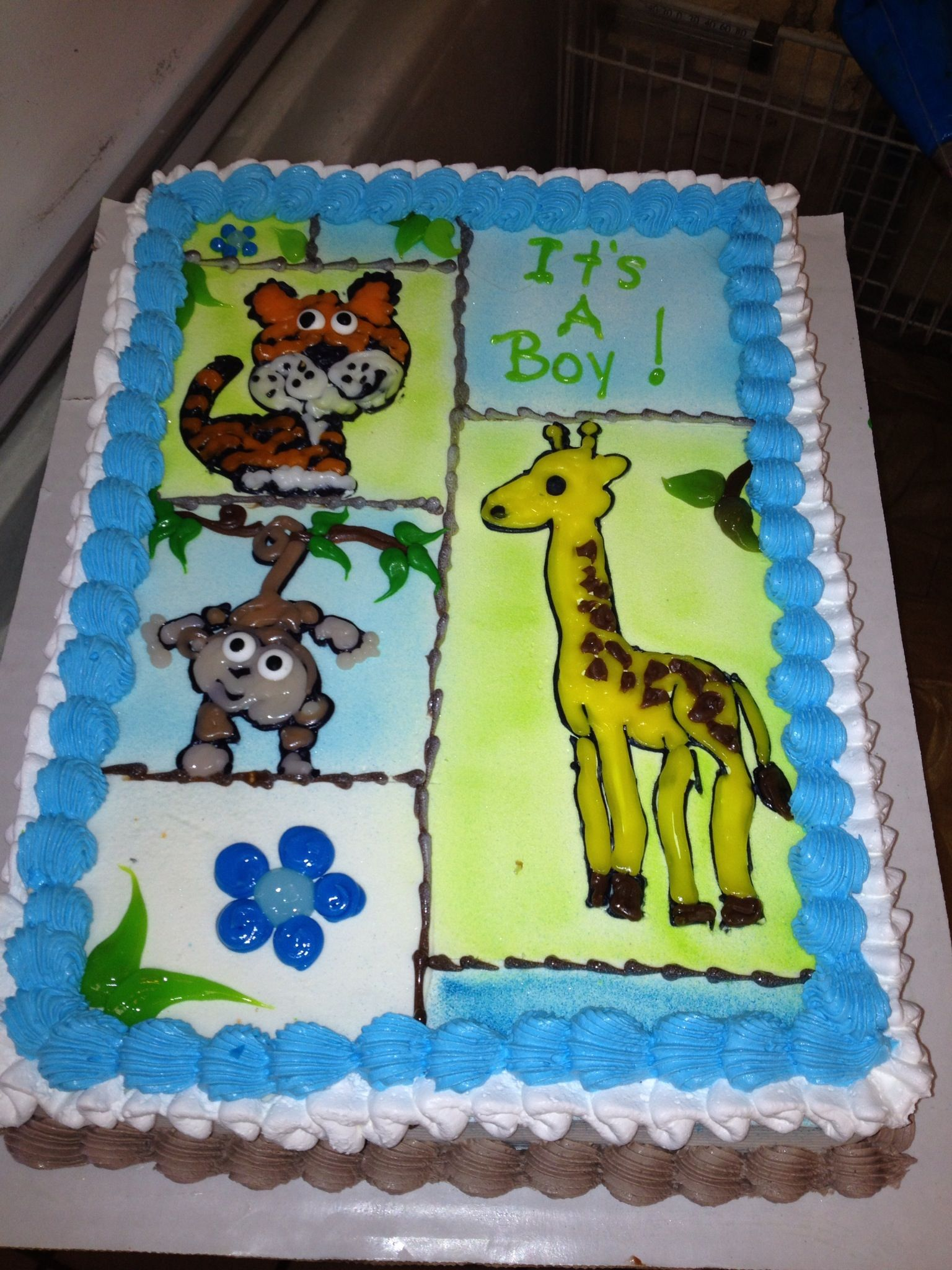 Baby Shower Cakes Dairy Queen ~ Baby shower cakes dairy queen