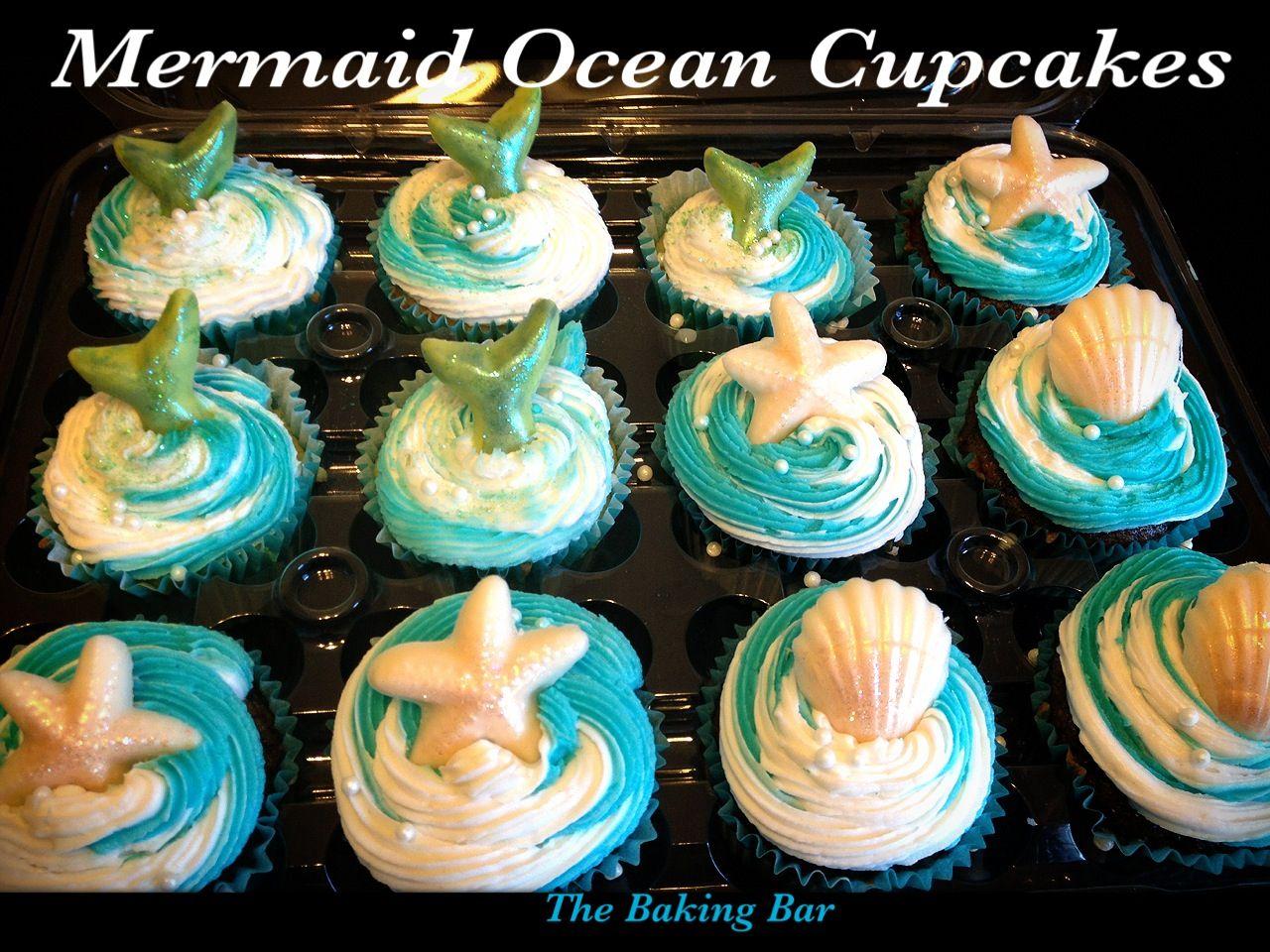 Ariel Cupcake Cakes