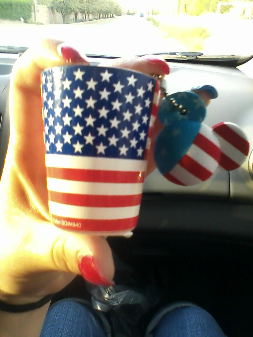 American Flag Shot Glass =) | Its a Texas thing.. | Pinterest