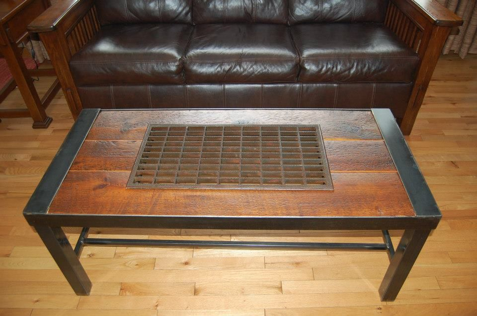 Welded table Furniture