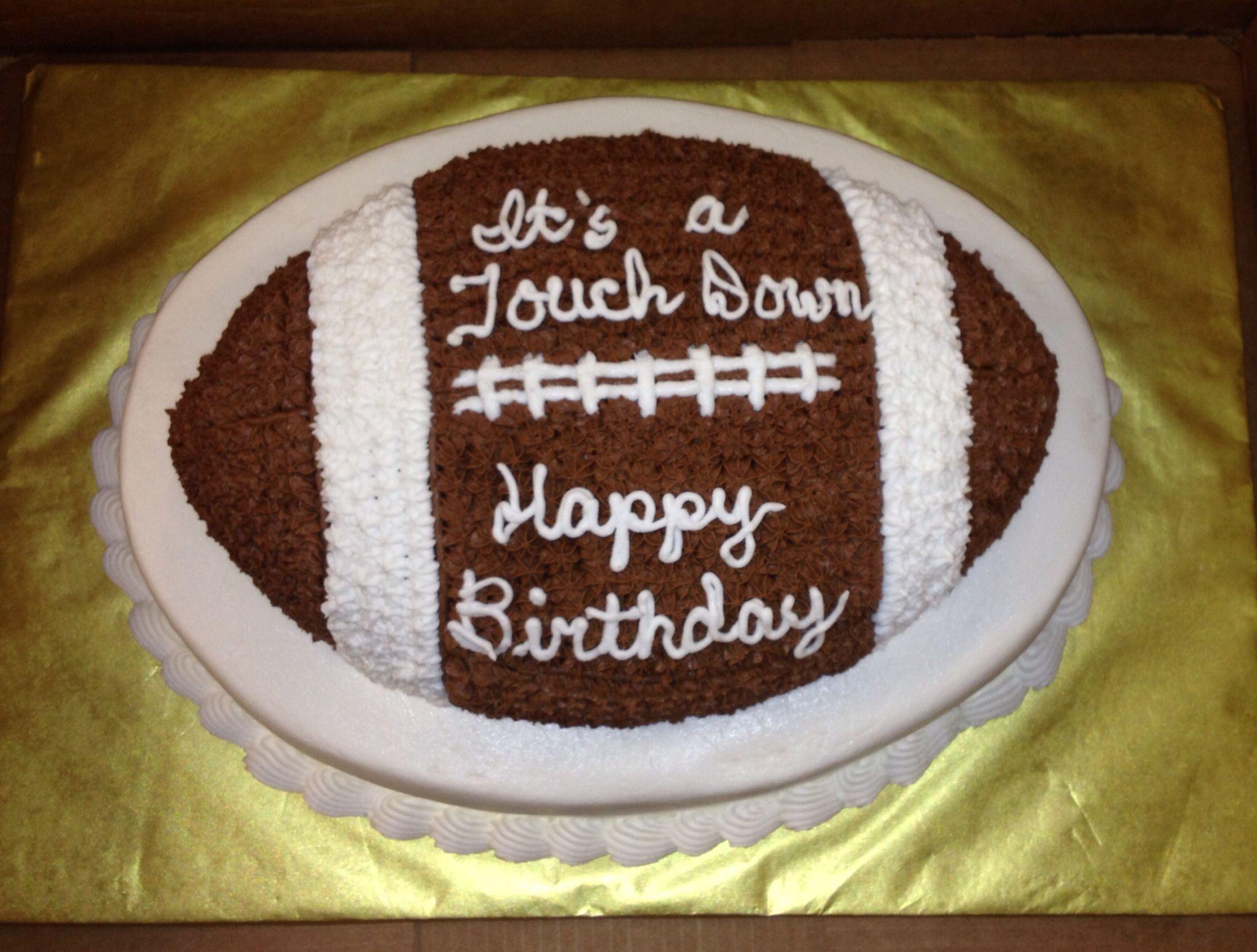 football cakes recipes