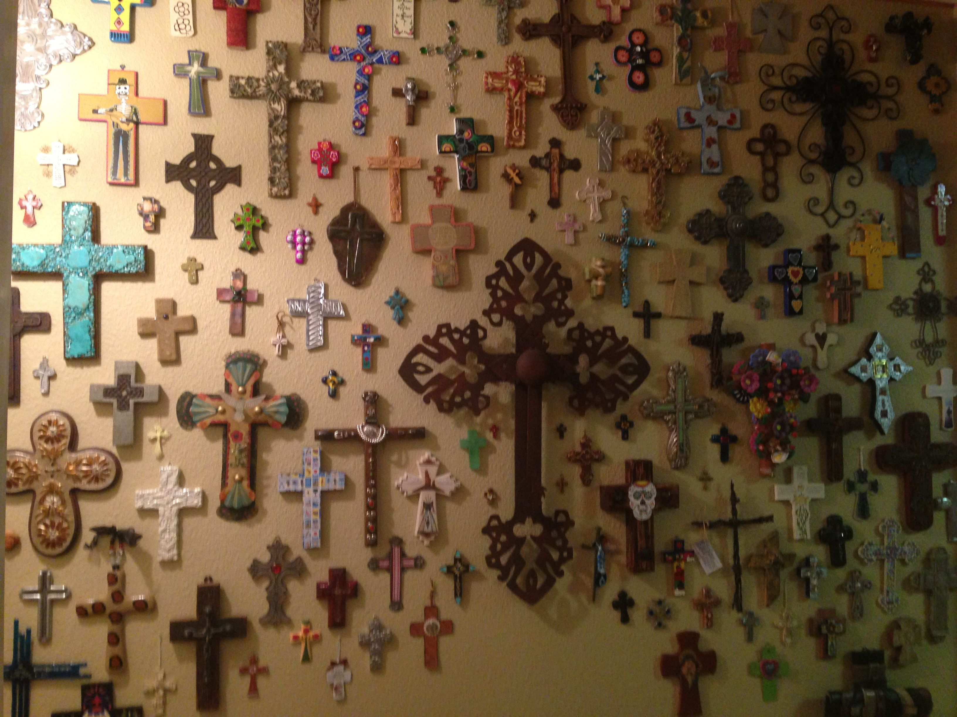 Wall Crosses Home Decor : Cross wall for the home