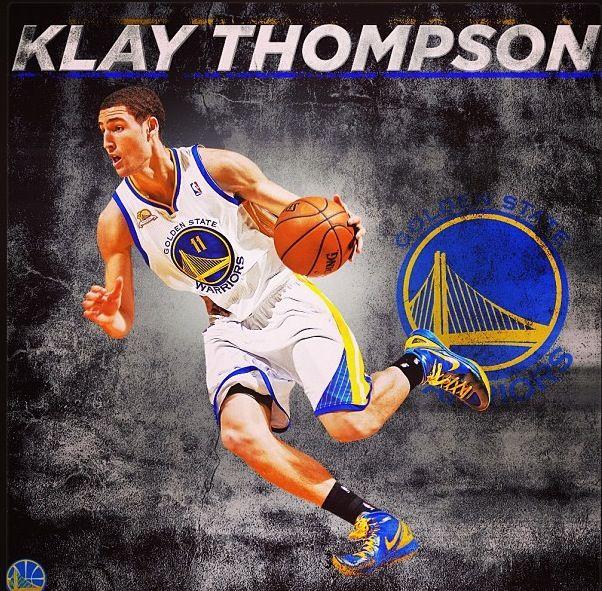 Klay Thompson Shooting Wallpaper
