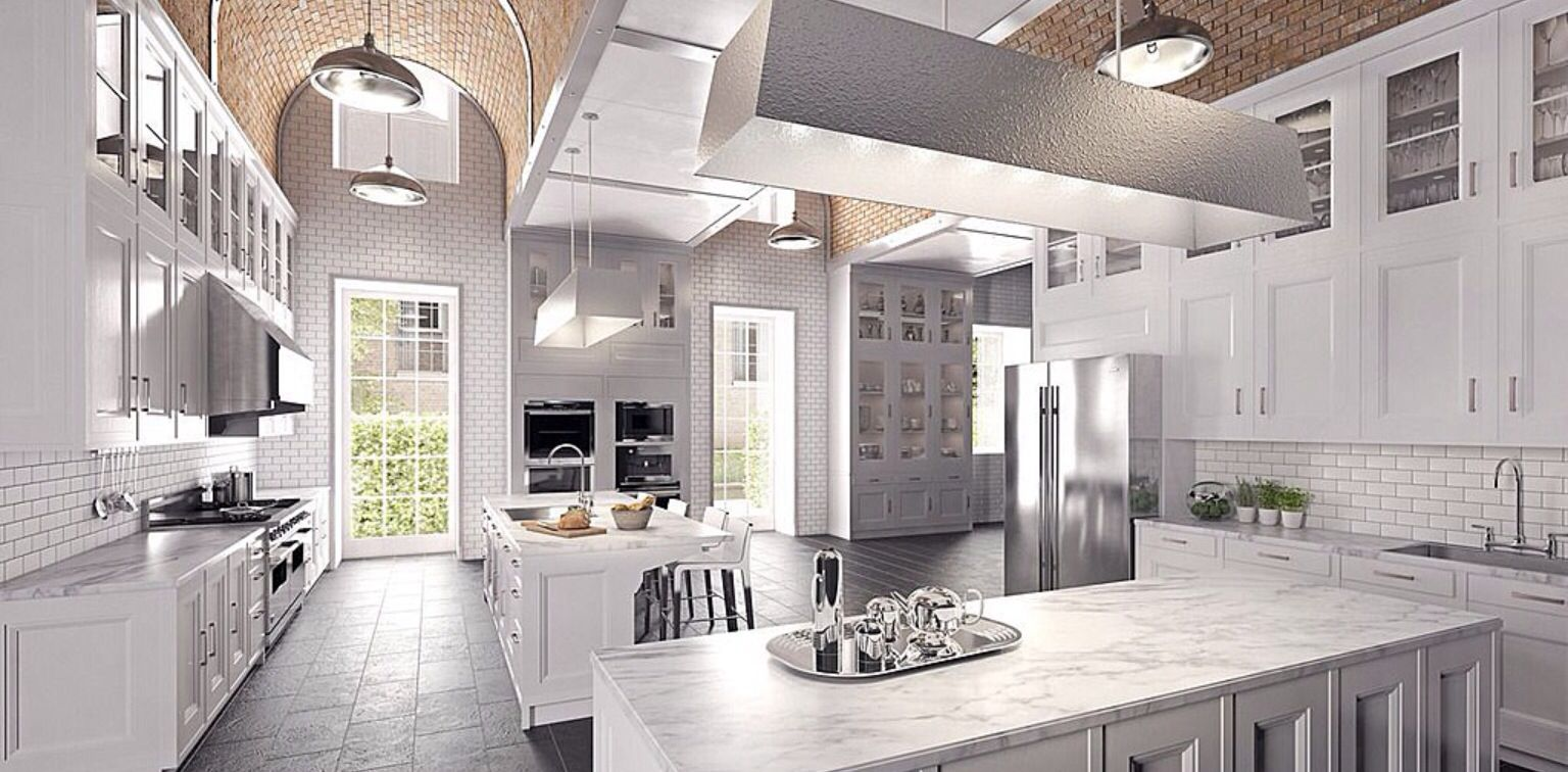 million dollar kitchens cool sp ces pl ces pinterest