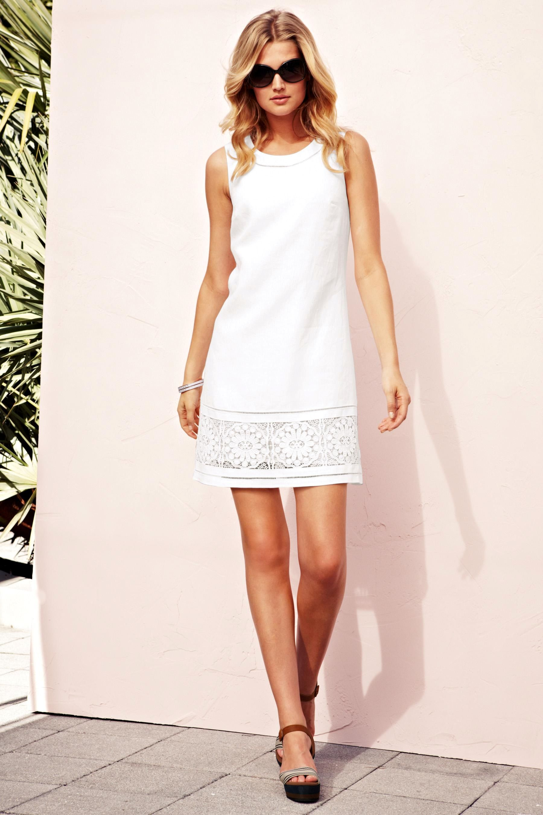 фото платья летнего короткого платья