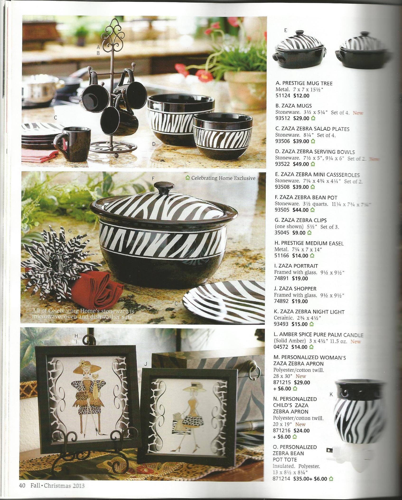 Fall Catalog 2013 Our Celebrating Home Board Pinterest