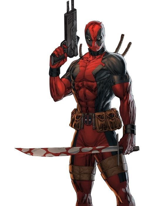 deadpool on pinterest - photo #4