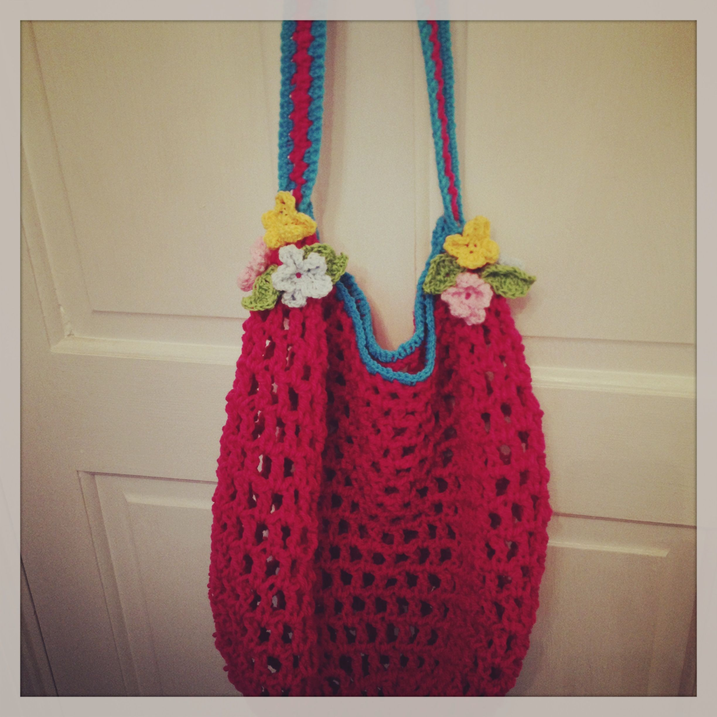 Crochet Bags Pinterest : crochet bag crochet creations Pinterest