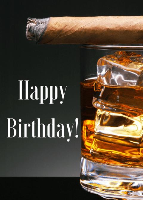 Lustige Geburtstagssprüche Whisky