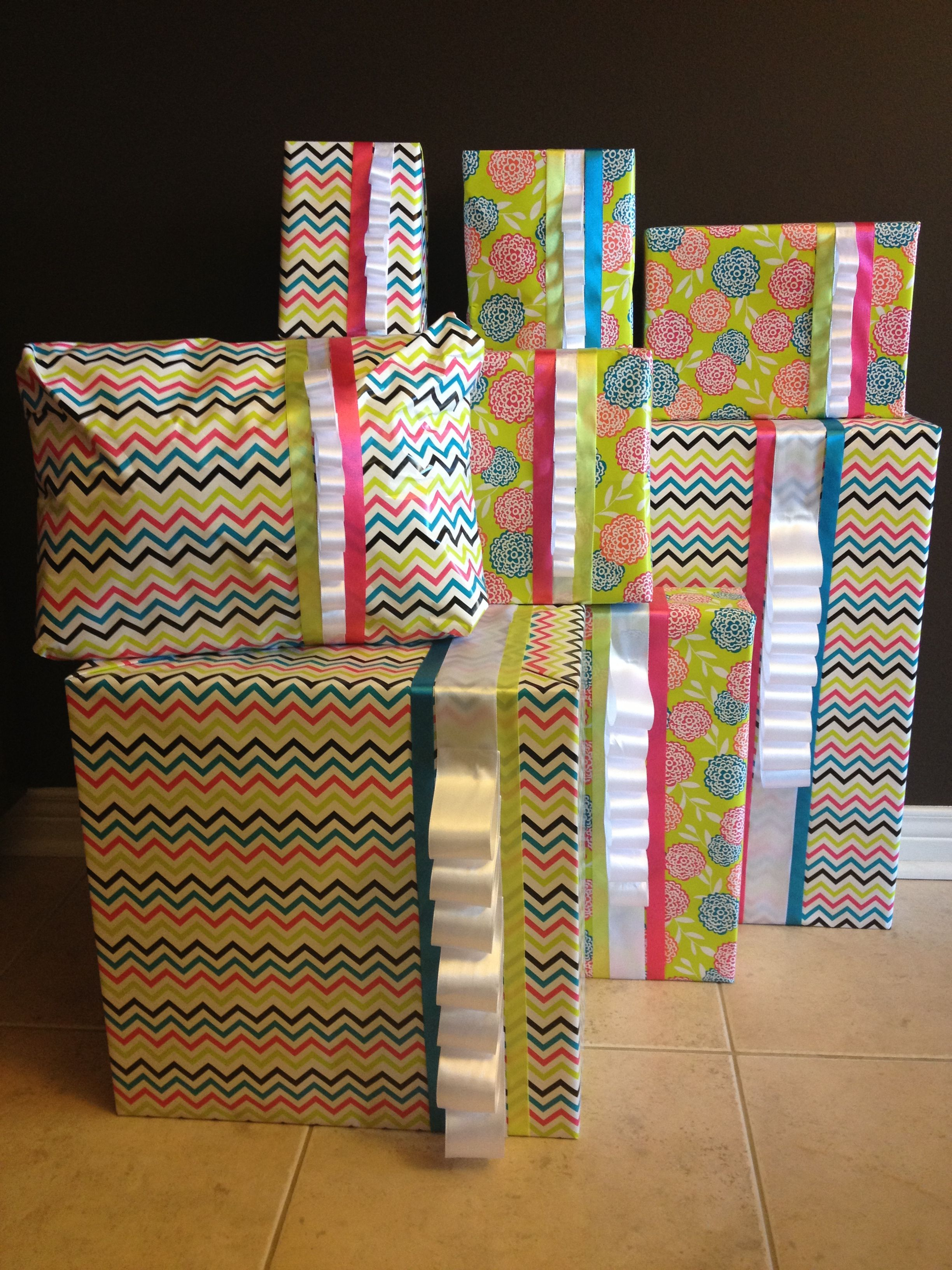 baby shower gift wrap kid 39 s parties pinterest