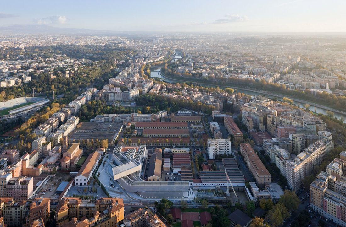 Công trình nổi bật trên cảnh quan đô thị