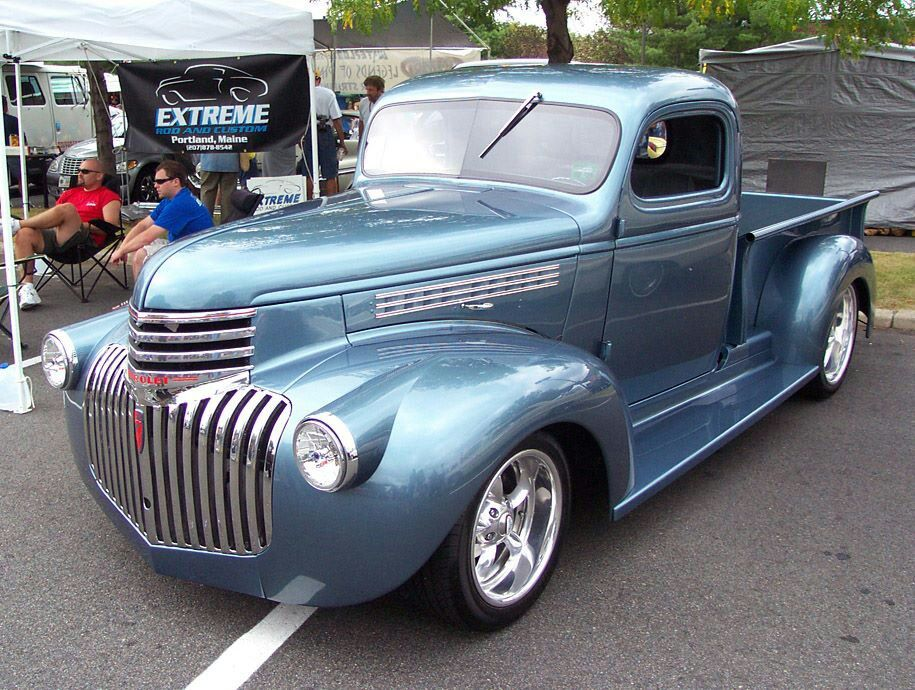 Toyota Of Greenfield >> 1946 Chevy Truck | Autos Post
