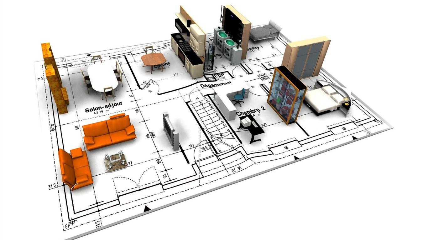 Обои на рабочий стол строительство архитектура