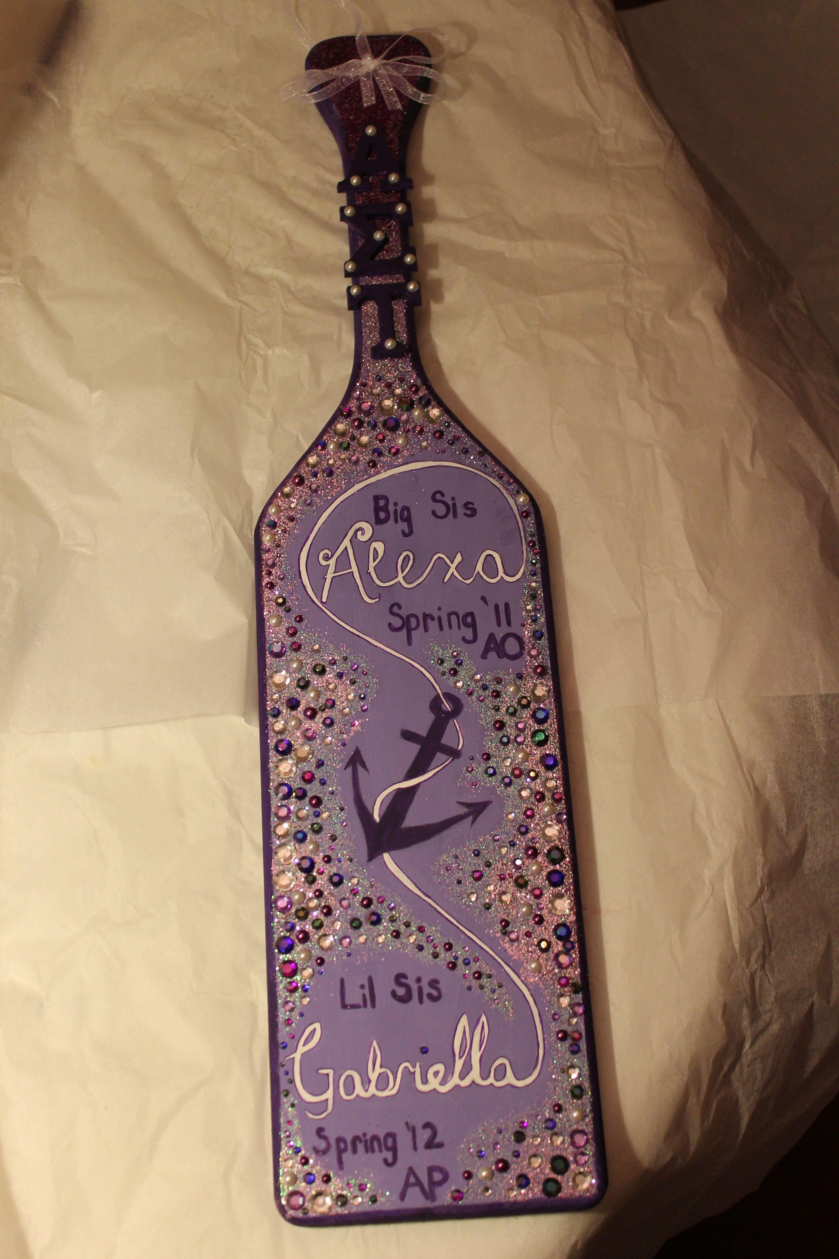 paddle idea big lil pinterest