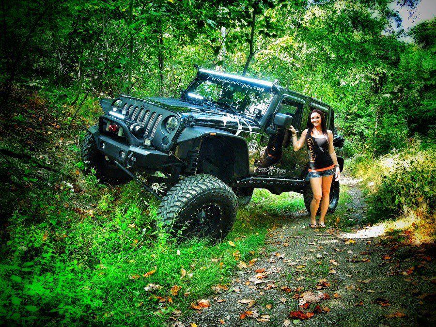 Jeep Girl Jeep S Pinterest