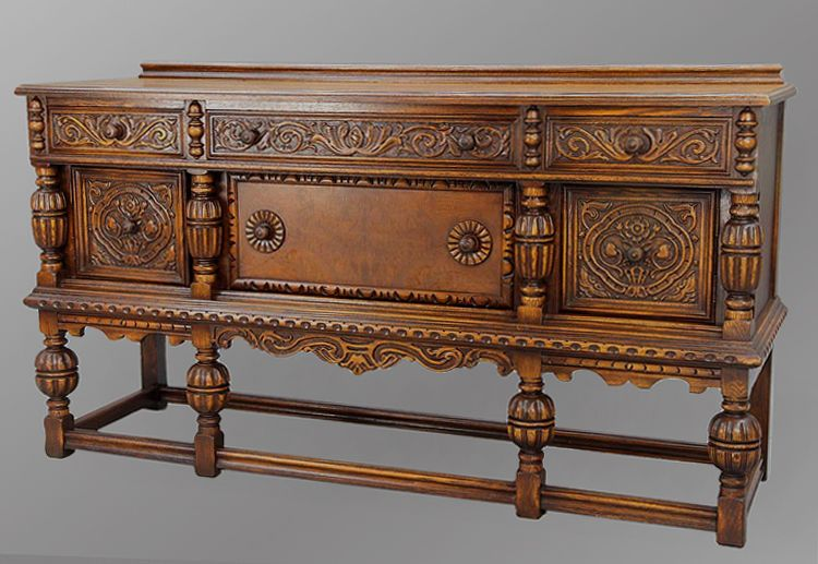 jacobean week 2 furniture styles that influenced