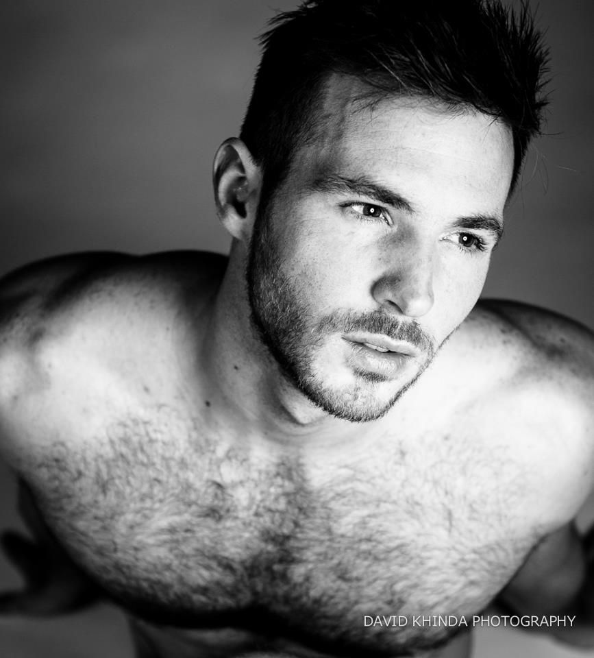Arnaud Dehaynin | From Hair to Eternity (Hairy Men) | Pinterest