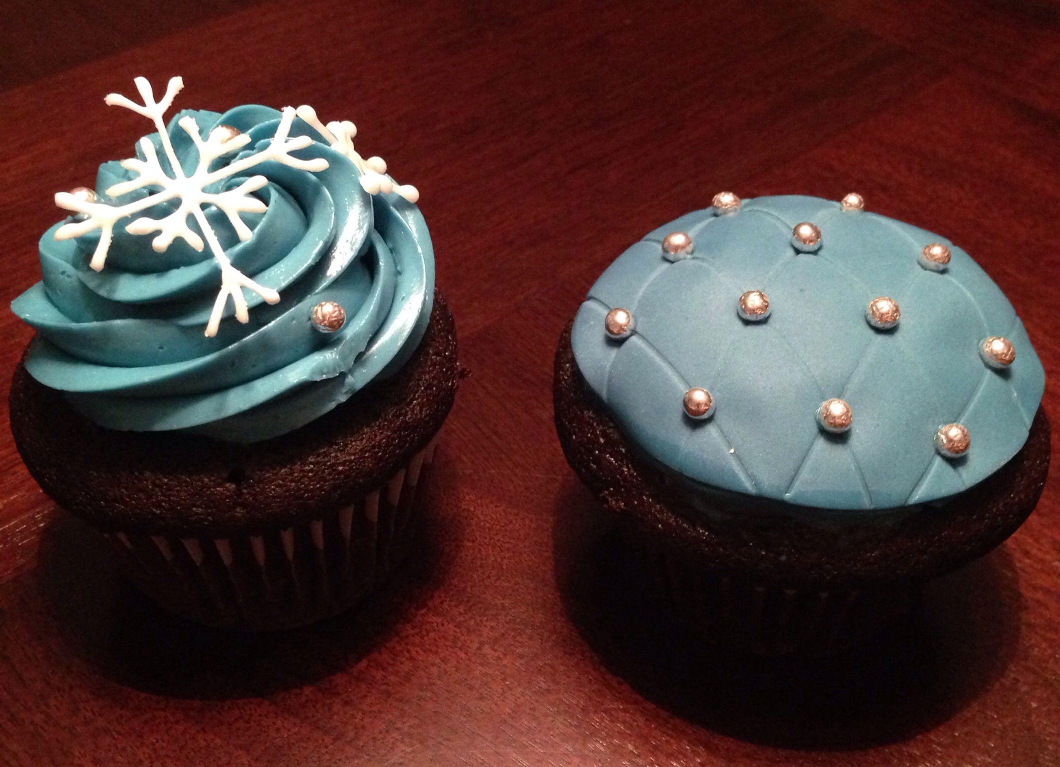 Cake Decorating Ideas Cupcakes : Decorated Winter Cake Ideas 28263 Winter Cupcakes Cake Dec
