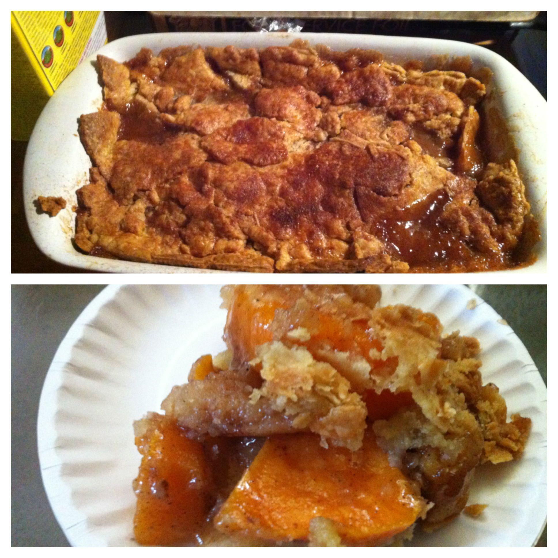 Sweet Potato Cobbler!!! | yams/sweet potatoes pies | Pinterest