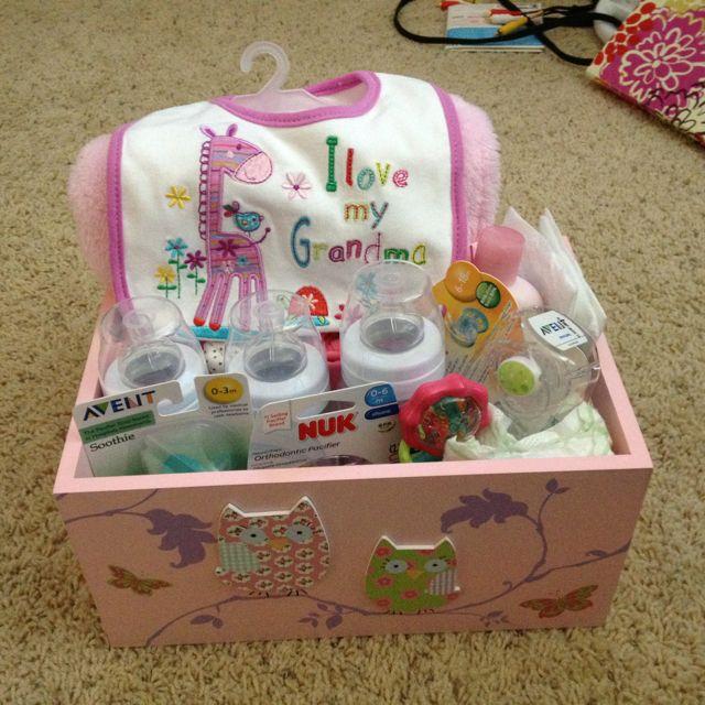 Baby Gift Ideas From Grandma : Baby gift for grandma stuff