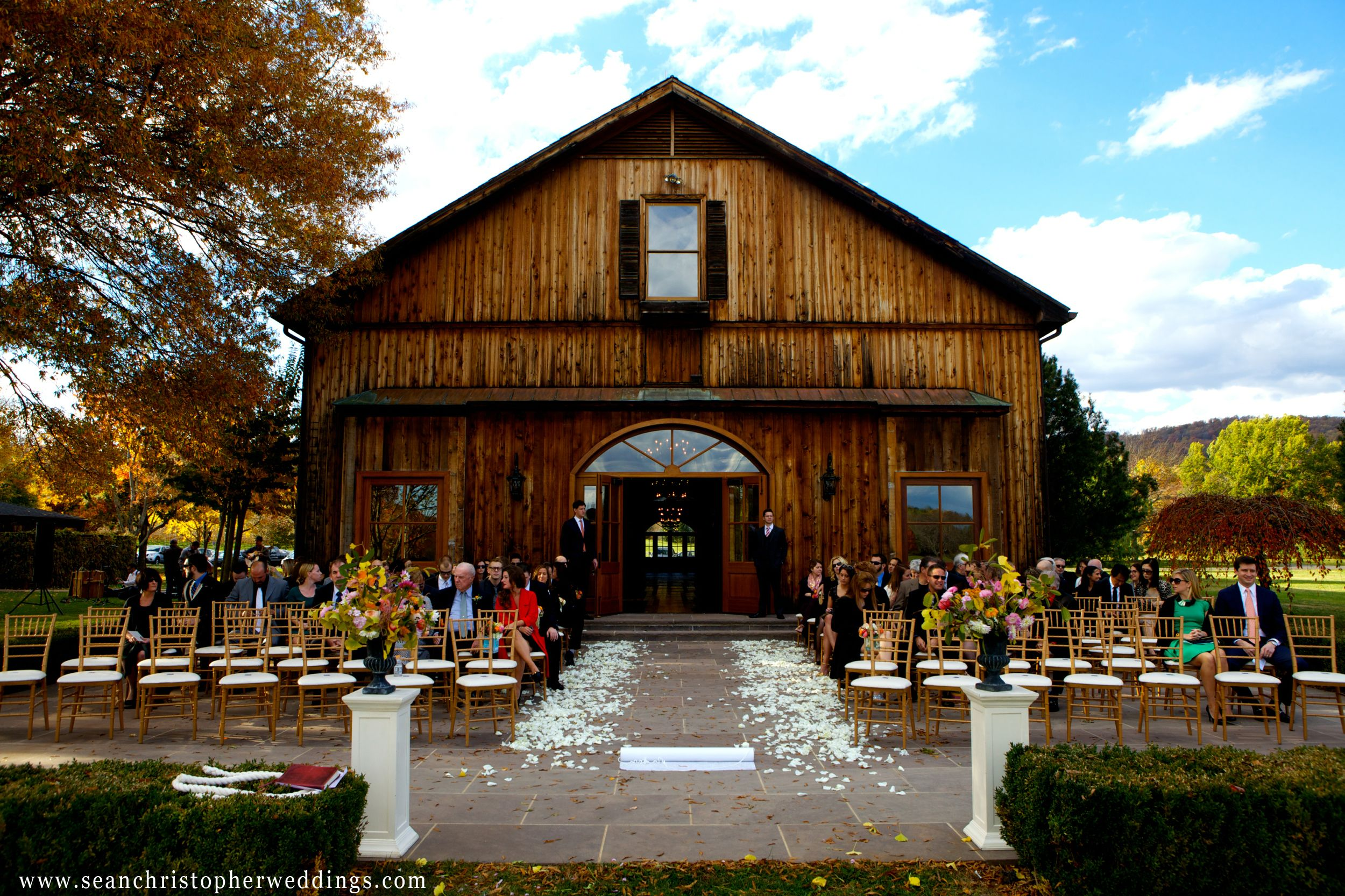 trump winery 39 s barn trump winery weddings pinterest