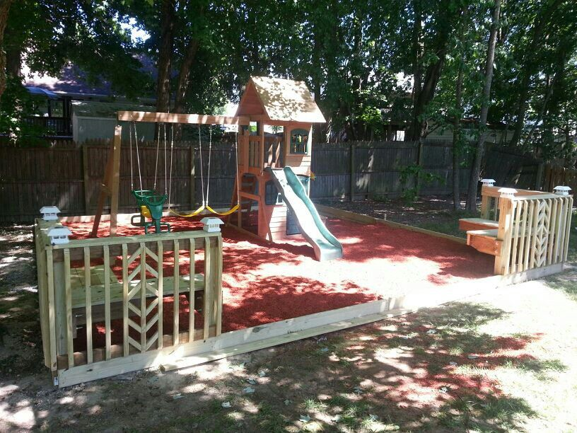 Cool Backyard Playgrounds : What a great backyard playground!  Backyard Blitz  Pinterest