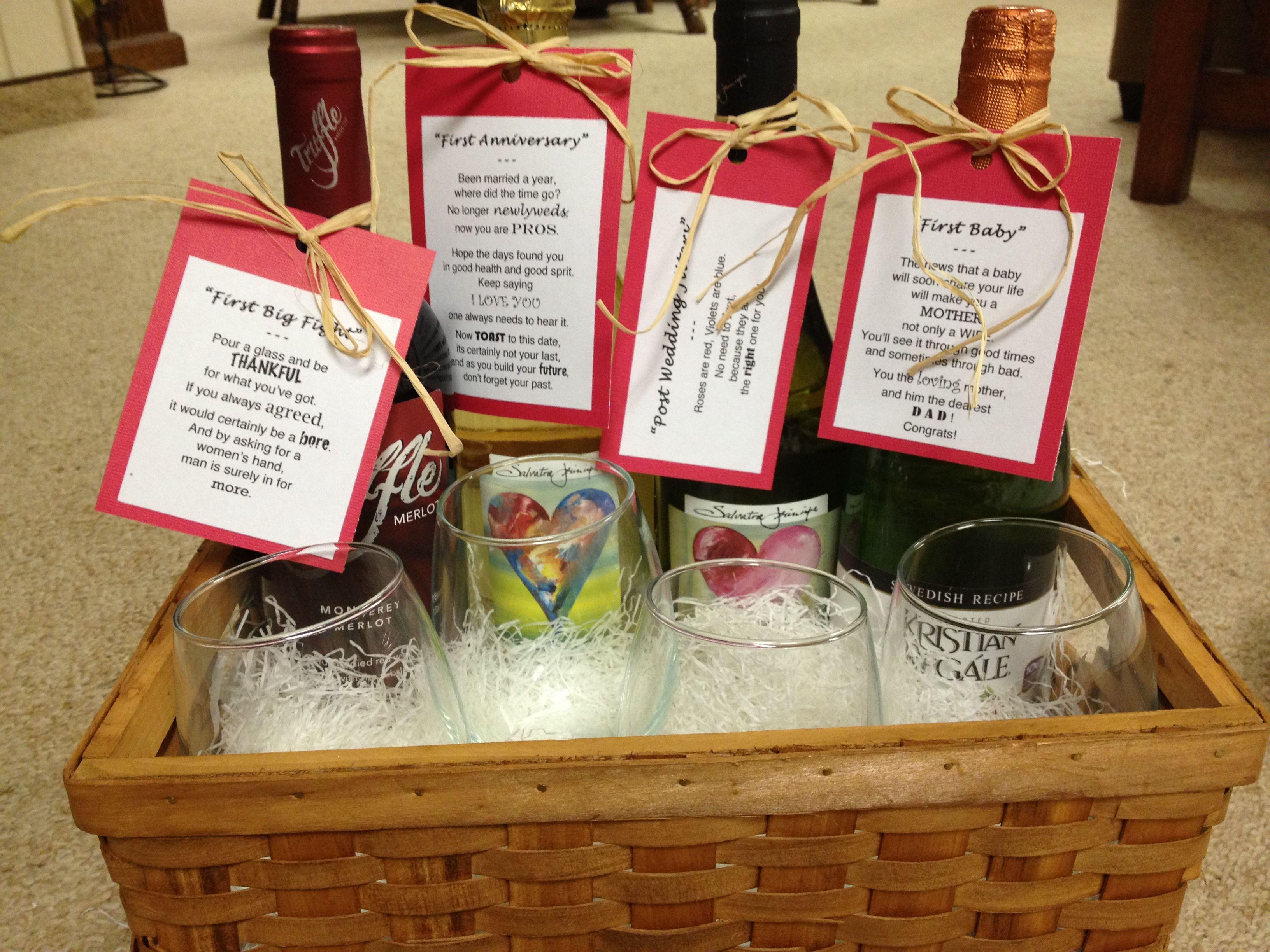 Diy Bridal Shower Gift Basket : Bridal Showers