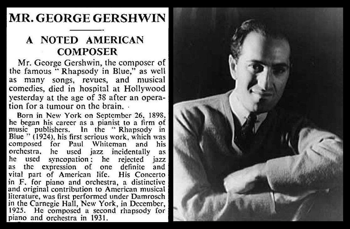 George Gershwin Gershwin - American Radio Symphony Orchestra - Rhapsodie In Blau - Ein Amerikaner In Paris